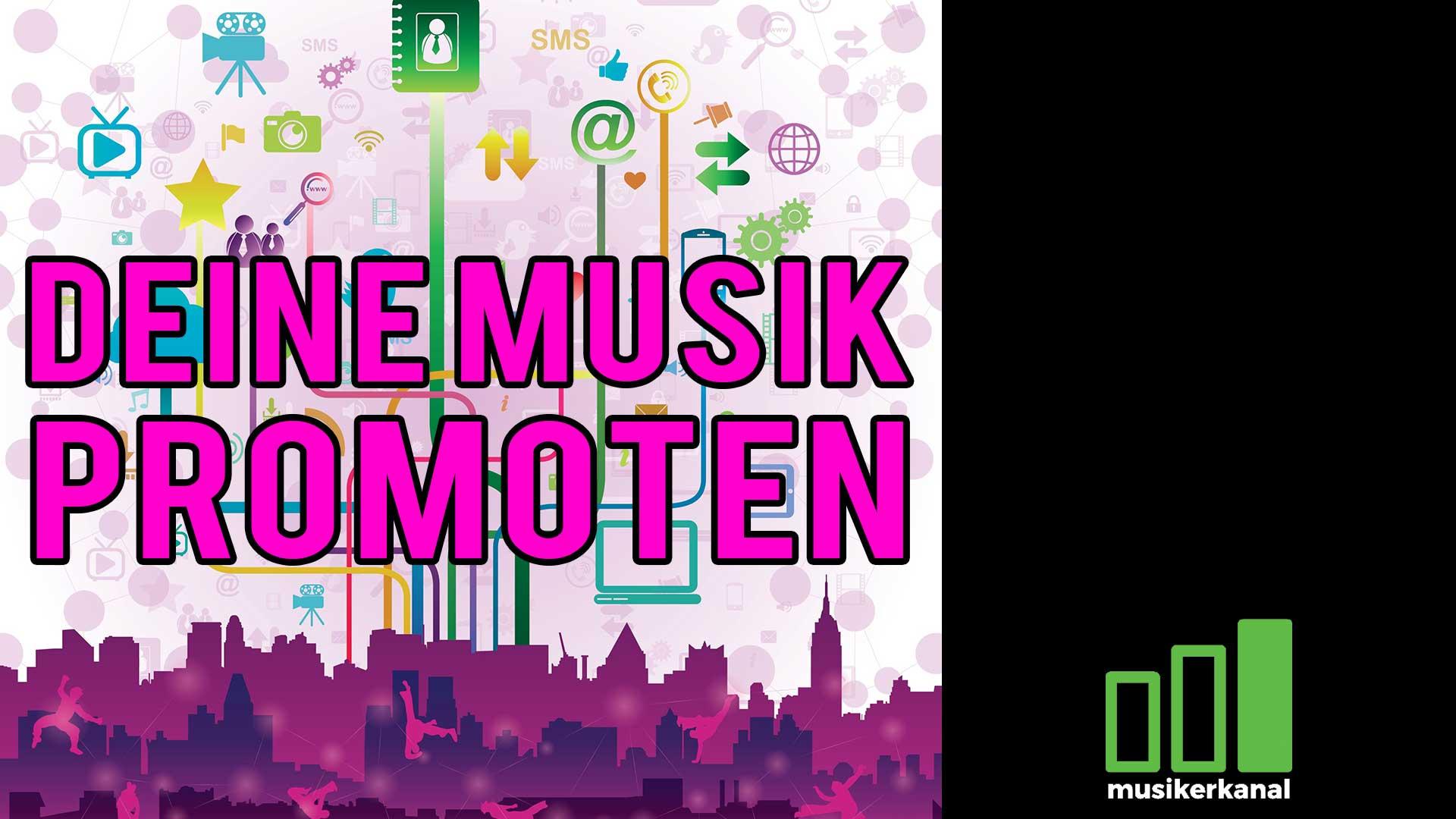 musik promoten