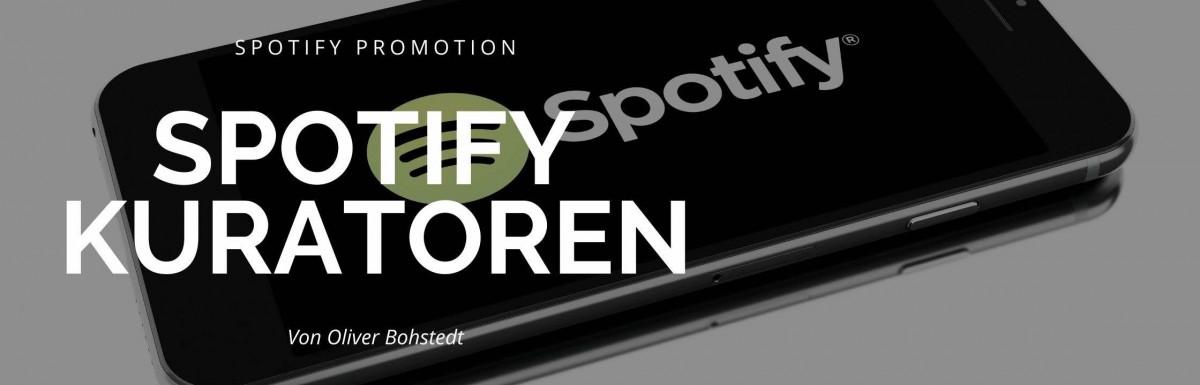 Spotify Playlist Kuratoren